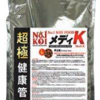 [ 1438ML ] No.1 KOI FOOD メディK 浮き ML 5㎏